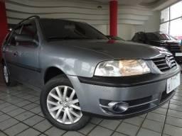 Vw - Volkswagen Parati G3_1.6FLEX_C/AR_HidráulicA_ExtrANovA_RevisadA_LacradAOriginaL_ - 2004
