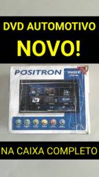 DVD AUTOMOTIVO POSITRON P/ VENDER LOGO