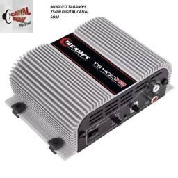 Canal Som - Módulo Digital TS400 Taramps! 199,99 À Vista ou 12x 20,00 Instalação Grátis