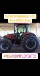 Trator CASE FARMALL 100
