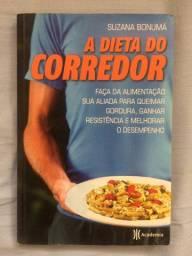 Livro A Dieta do Corredor - Suzana Bonumá