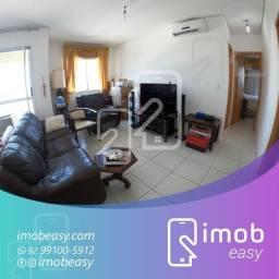Condomínio Life Ponta Negra, 66m², 2 suítes, semi-mobiliado