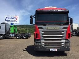 Scania R420 6X4 ano 2011/12