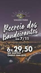 Praia Recreio Dos Bandeirantes R$ 29,50
