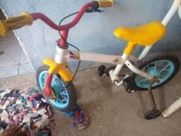 Bicicleta desapegar