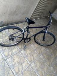 Bicicleta antiga Caloi cruiser safari TD original ano 85 impecável