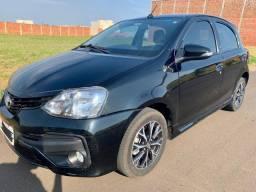 Toyota Etios 2017 - 1.5 Platinum 16V flex 4P Automático
