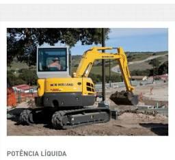 Escavadeira hidráulica  E55BX .5.5 T.l