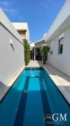 Casa em Condomínio para Venda em Presidente Prudente, Residencial Portinari, 3 dormitórios