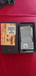 Vendo ou troco por computador completo celular LGk11 32gb Novo aberto só para teste