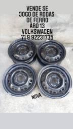 Jante de ferro da Volkswagen