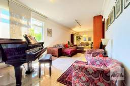 Apartamento à venda com 4 dormitórios em Santa lúcia, Belo horizonte cod:268454