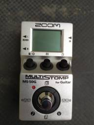 Pedal stomp box MS50G Zoom