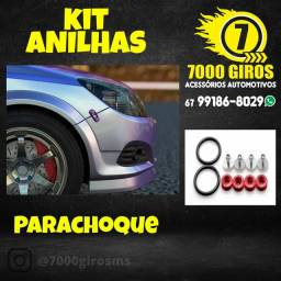 Kit Trava Para-Choque Anilha Quick Release Epman