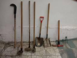 Excelentes ferramentas de campo