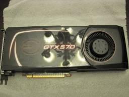Placa de Video GTX 570 EVGA
