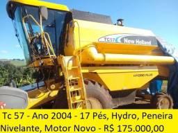 Tc 57 - Ano 2004 - 17 Pés, Hydro, Motor NOVO - Excelente Estado