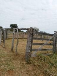 Fazenda no município de formoso há 270 km Df