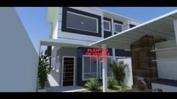 Lançamento Casa Duplex 4 quartos com churrasqueira e piscina no Recreio/Rio das Ostras