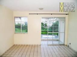 Apartamento com 3 dormitórios para alugar, 76 m² por R$ 750/mês - Cidade dos Funcionários