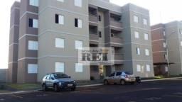 Apartamento com 3 dormitórios à venda, 68 m² por R$ 190.000,00 - Vila Dona Auta - Rio Verd