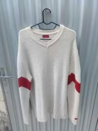 Casaco de lã - Levi's (tamanho G)