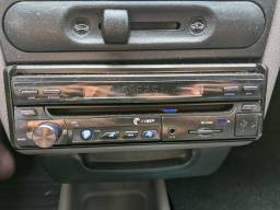 DVD automotivo retratil