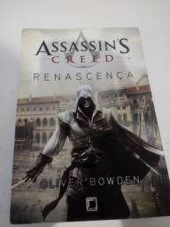 Livro Assassin's Creed Renascença