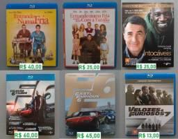 Blu-ray DVD Filmes Séries Coleção
