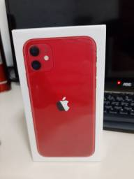 IPhone 11 vermelho 64gb