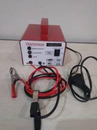 Carregador de bateria compacto NOVO