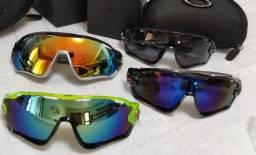 Óculos de ciclismo estilo Oakley Jawbreaker