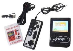 Mini Game Retrô 400 Jogos Com Controle 2 Players Bateria