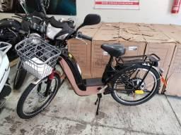 Bicicleta eletrica nova pronta entrega