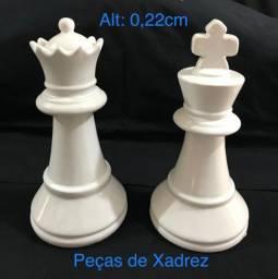 Peças de xadrez- enfeites