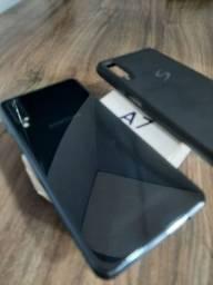 Samsung A7 64GB estado de novo lindo mesmo