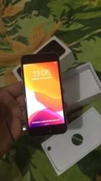 IPhone 6s 128GB aceito cartão