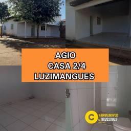 AGIO CASA 2/4 EM LUZIMANGUES