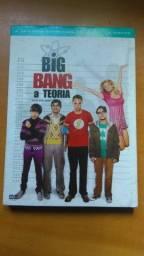 DVD Big Bang a Teoria - segunda temporada completa
