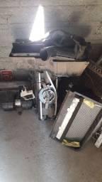 Caixa ar condicionado, scania 124