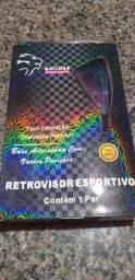 Retrovisor Estilo Rizoma NOVO