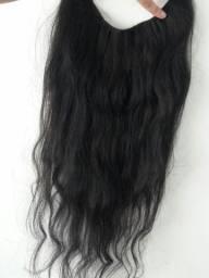 Telas de cabelo humano - TIC TAC