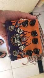 Pedal Fire Burn IT Signature Edu Ardanuy + case