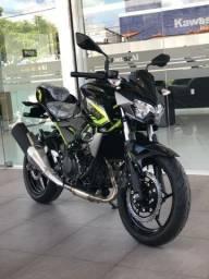 Kawasaki Z400 ABS 2020 Cinza