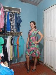 Vestido 10 reais.