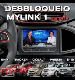 Desbloqueio de MyLink 1 Chevrolet