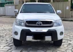 Hilux 2011 - 4x4 Manual - R$86.000 Diesel