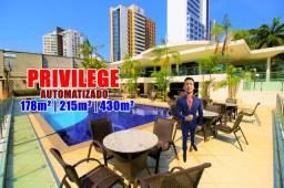 Título do anúncio: Privilege Club Residence, 178m², 215m², 430m², Até 5 Suítes, Apartamento Novo