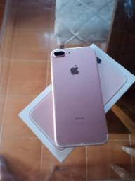 IPhone 7 Plus 32 gb muito novo