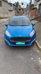 New Fiesta 2014 Azul